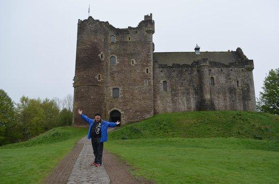 Doune Castle: castelo