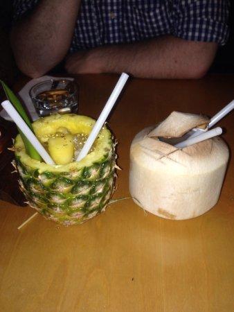Pamika Brasserie Thai : Signature drinks