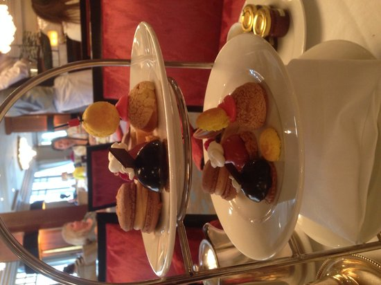 The Westbury: Afternoon tea