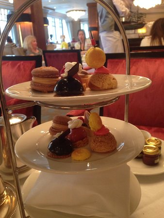 The Westbury : Afternoon tea