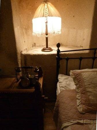 Kale Konak Cave Hotel : room detail
