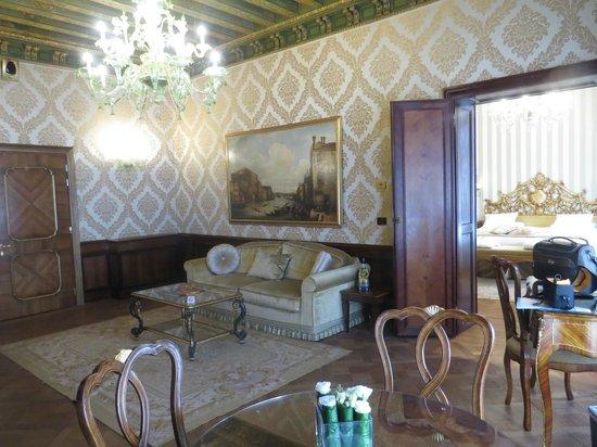 Hotel Ai Reali : ante sala
