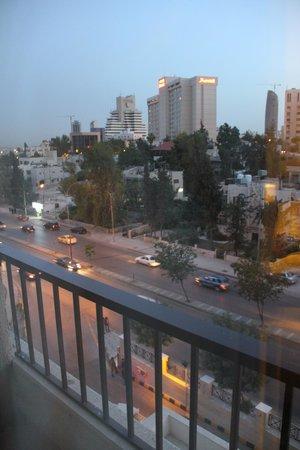 Regency Palace Amman : balcony