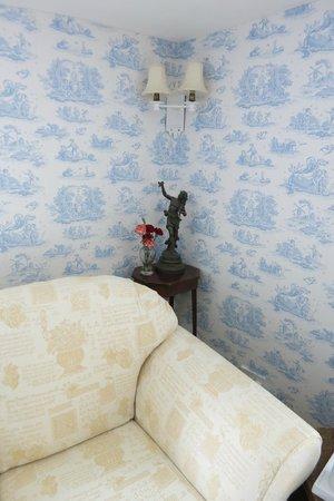 Tredudwell Manor: Zimmer-Detail