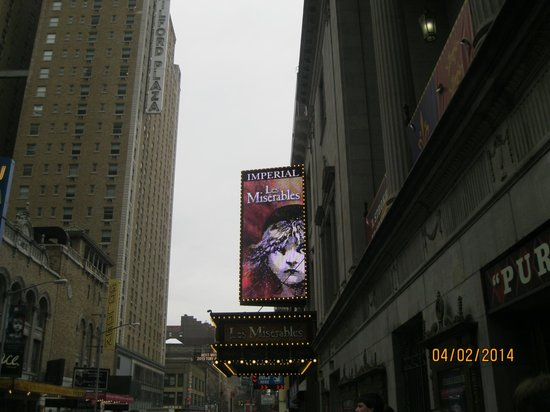 Imperial Theatre : Imperial Theater New York
