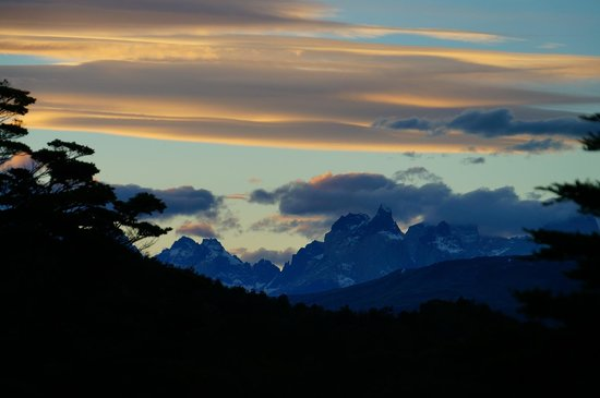 Patagonia Camp: amanecer