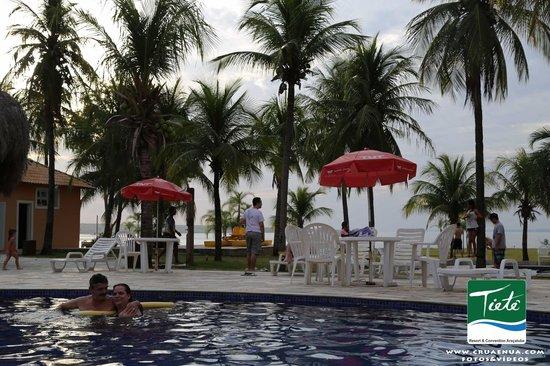 Tiete Resort & Convention Aracatuba : Piscina