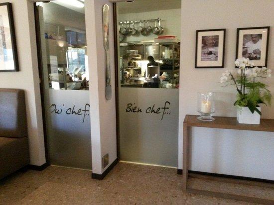 Café Veranda : Humorvoll