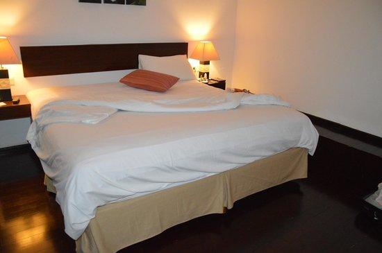 Swiss-Belhotel Segara Resort & Spa : Номер