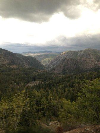 California Zephyr: View