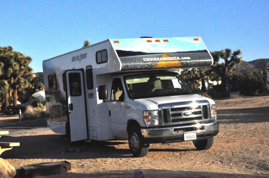 Black Rock Campground: En el campamento
