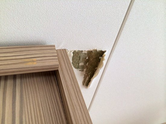 Seton Sands Holiday Park - Haven: Ripped Ceiling