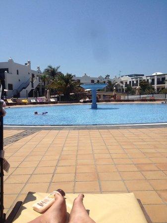 Las Marismas de Corralejo: Splash pool