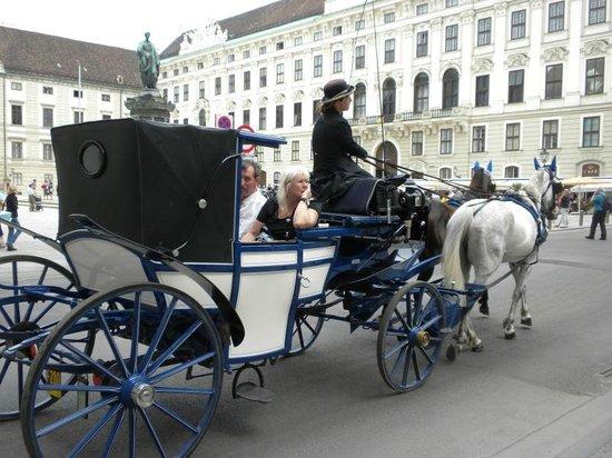 Hofburg: Festsaal, Zeremoniensaal & Redoutensaal : Hofburg