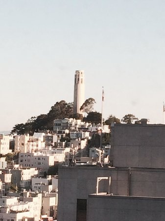Le Meridien San Francisco : Telegraph Hill