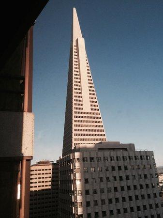 Le Meridien San Francisco : Transamerica Building