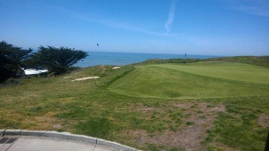 Half Moon Bay Golf Links: Half Moon Bay Ocean Course
