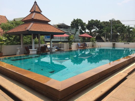 Bodhi Serene Hotel: lovely pool