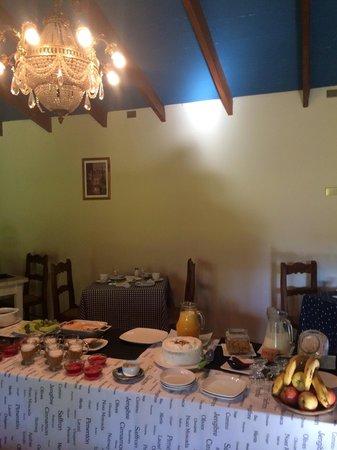 Hotel Entre Viñas : Comedor de desayuno