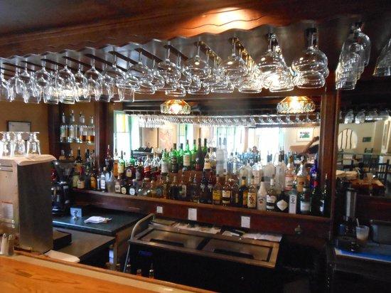 Doc Martin's Restaurant : Bar