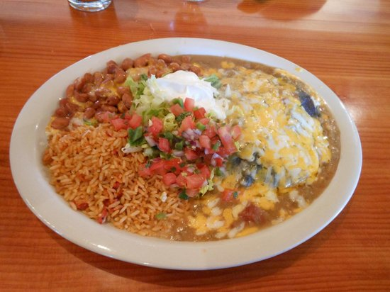 Doc Martin's Restaurant : Huge lunch portion