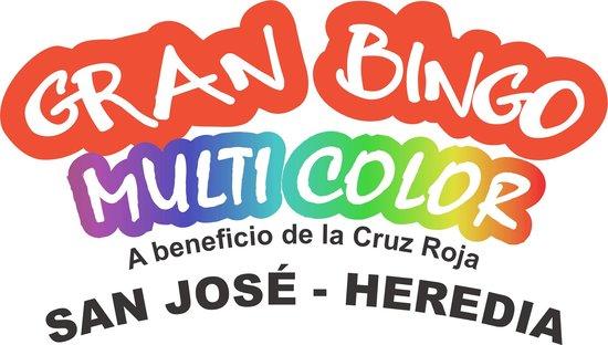Bingo Multicolor