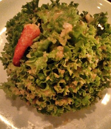 Sumosan Restaurant & Jbar: The yummiest crab salad