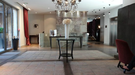 Hotel Cour du Corbeau Strasbourg - MGallery Collection: Lobby