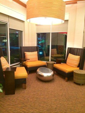 Hilton Garden Inn Columbia - Harbison: Lobby!