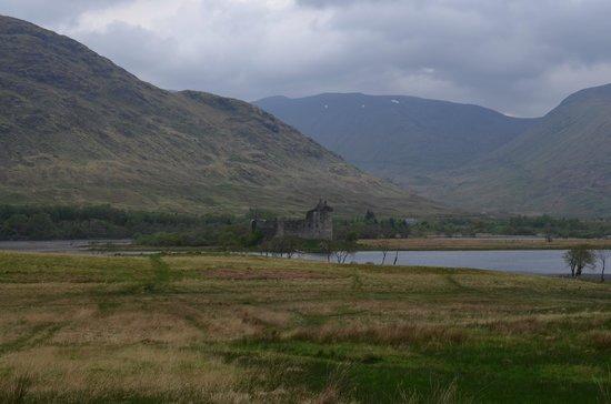Kilchurn Castle: castelo