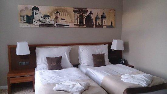 Hotel Elizabeth: Room