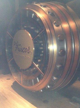 Del Frisco's Double Eagle Steakhouse: Bóveda
