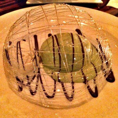 Sumosan Restaurant & Jbar: Lovely desert _ must have