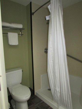 Best Western Plus Avita Suites: Baño y ducha