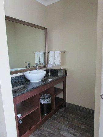 Best Western Plus Avita Suites: Zona de lavamanos