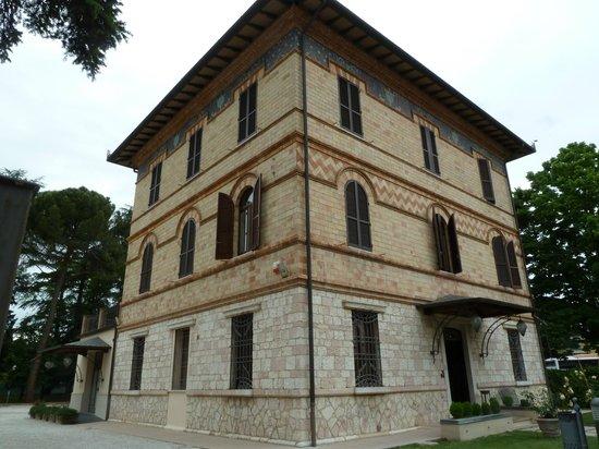 Villa Raffaello Park Hotel : Esterno