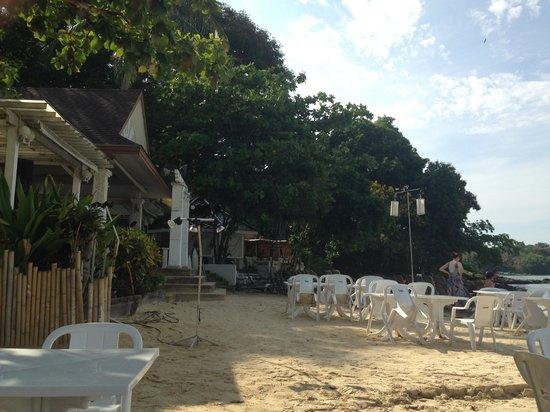 Bay View Resort: spiaggia