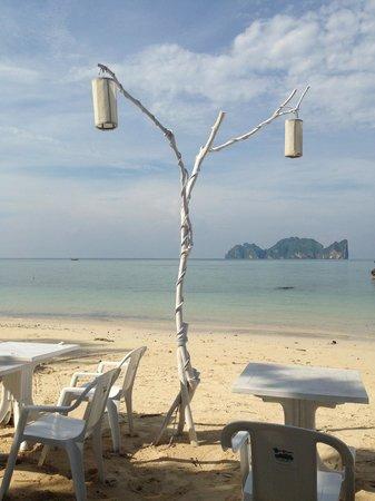 Bay View Resort: cena e colazione