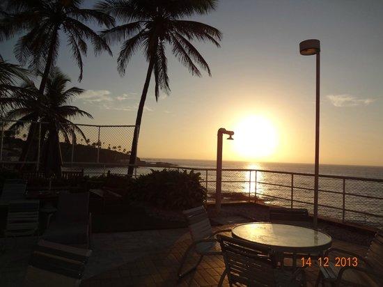 Mercure Salvador Rio Vermelho: pôr do sol