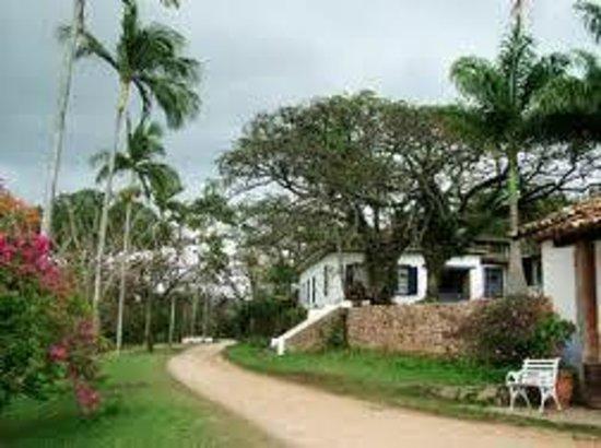 Fazenda do Chocolate: Casa da Fazenda com visita monitorada