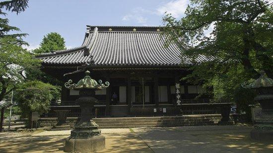 Kanei-ji Temple Kompon Chudo