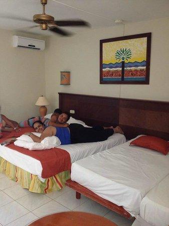 Grand Bahia Principe San Juan : habitacion