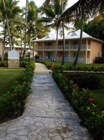 Grand Bahia Principe San Juan : edificios