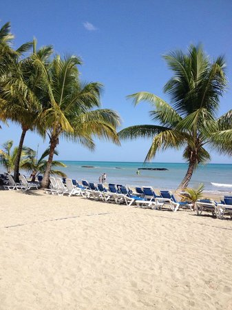 Grand Bahía Principe San Juan: playa