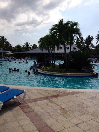 Grand Bahía Principe San Juan: piscina