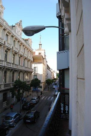 Room007 Chueca Hostel: Vista quarto