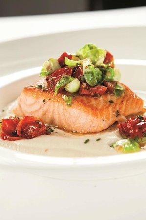 Terrazza Salmon Located At The Ritz Carlton Naples