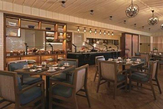 Terrazza Breakfast Buffet Located At The Ritz Carlton