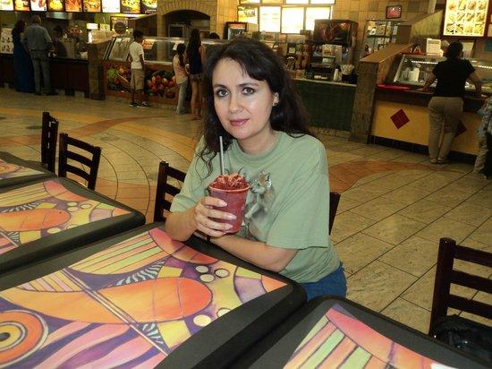 Imperial Valley Mall: con una chamoyada