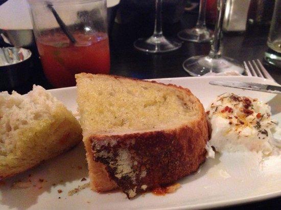 Earl's Restaurant: Chleb na zakwasie